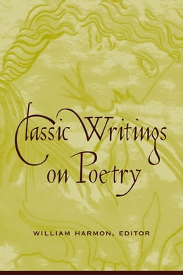Book Classic Writings on Poetry by William Harmon