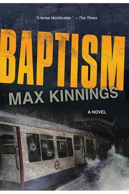 Book Baptism by Max Kinnings