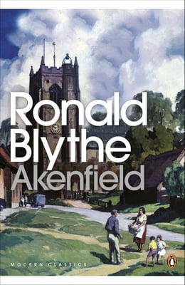 Book Akenfield by Ronald Blythe