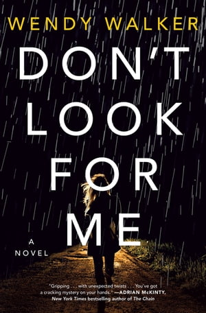 Don't Look for Me: A Novel