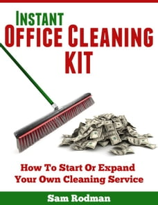 Instant Office Cleaning Kit