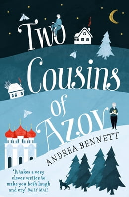 Book Two Cousins of Azov by Andrea Bennett