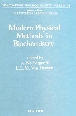 Book Modern Physical Methods in Biochemistry, Part B by van Deenen, L.L.M.