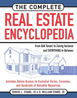 Book The Complete Real Estate Encyclopedia by Evans, Denise