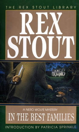 Book In the Best Families by Rex Stout