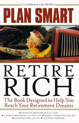 Book Plan Smart, Retire Rich by Brenner, George