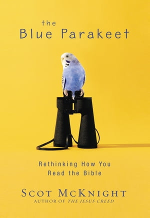 The Blue Parakeet Rethinking How You Read the Bible