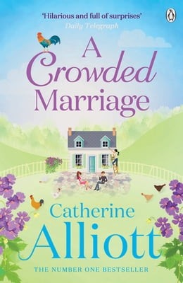 Book A Crowded Marriage by Catherine Alliott