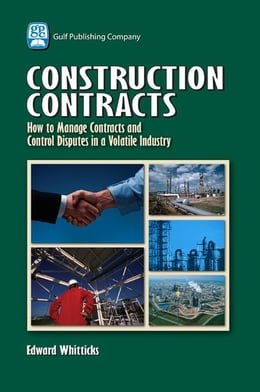 Book Construction Contracts by Whitticks, Edward
