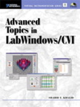 Book Advanced Topics in LabWindows/CVI by Shahid F. Khalid