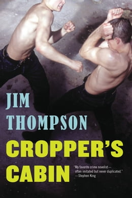 Book Cropper's Cabin by Jim Thompson
