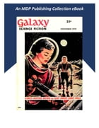 Galaxy Science Fiction November 1950 by MDP Publishing