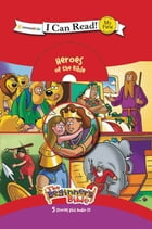 The Beginner's Bible Heroes of the Bible Collection by Zondervan