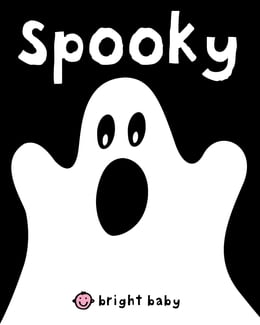 Book Bright Baby Spooky by Roger Priddy
