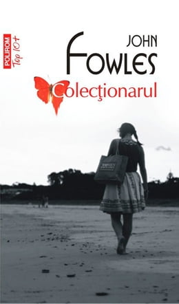 Book Colectionarul by John Fowles