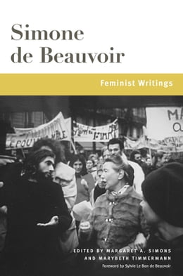 Book Feminist Writings by Simone de Beauvoir