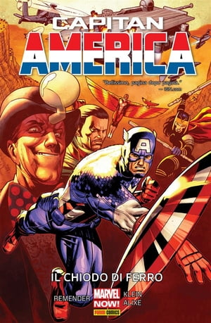 Capitan America 4 (Marvel Collection) by Rick Remender