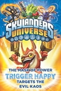 The Mask of Power: Trigger Happy Targets the Evil Kaos #8 d33e6fea-5cdb-470a-b1d6-50baa87b171c