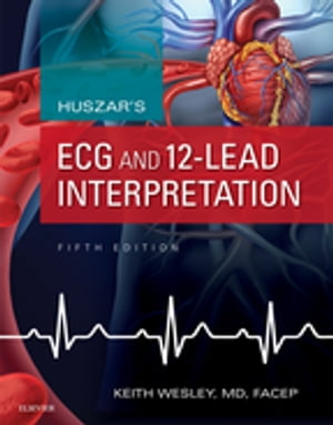 Huszar's ECG and 12-Lead Interpretation