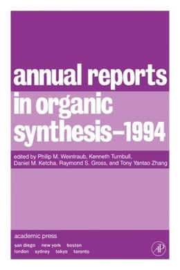 Book Annual Reports in Organic Synthesis 1994 by Weintraub, Philip M.