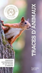 Guide Hachette Nature Traces animaux by Martin Lausser