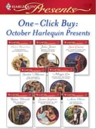 One-Click Buy: October Harlequin Presents: An Anthology by Helen Bianchin
