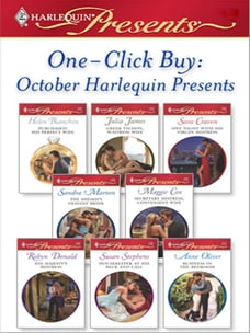 One-Click Buy: October Harlequin Presents: An Anthology