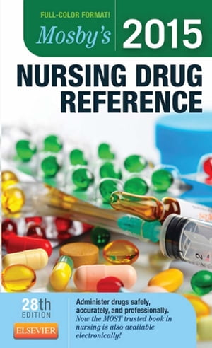Mosby's 2015 Nursing Drug Reference