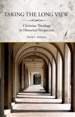 Book Taking the Long View: Christian Theology in Historical Perspective by David Steinmetz