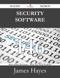 Security Software 146 Success Secrets - 146 Most Asked Questions On Security Software - What You Need To Know 1746c92f-e1cb-4eba-acb6-94c92295220d