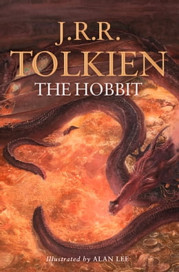 Book The Hobbit: Illustrated by Alan Lee by J. R. R. Tolkien