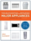Troubleshooting and Repairing Major Appliances, 2nd Ed. photo