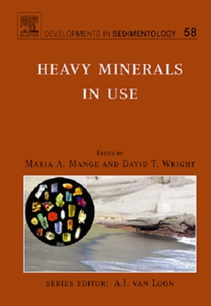 Heavy Minerals in Use by Maria A. Mange
