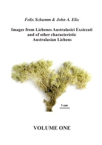 Images from Lichenes Australasici Exsiccati and of other characteristic Australasian Lichens…