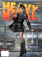 Heavy Metal Magazine #271 by Steve Mannion