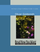 She Stoops To Conquer: The Mistakes Of A Night € A Comedy by Goldsmith,Oliver