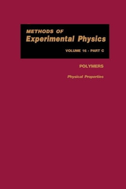 Book Polymers Physical Properties by Fava, R.A.