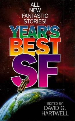 Book Year's Best SF by David G. Hartwell