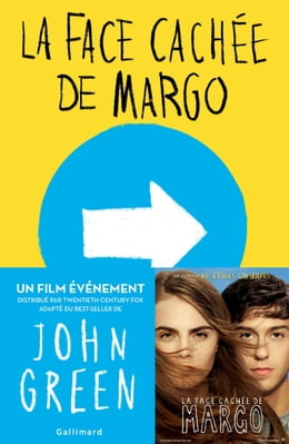 Book La face cachée de Margo by John Green