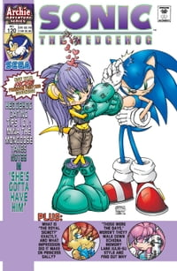 Sonic the Hedgehog #120