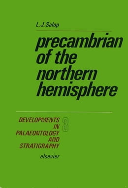 Book Precambrian of the Northern Hemisphere by Salop, L.J.