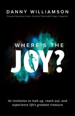 Where's the Joy?: An Invitation to Look Up, Reach Out, and Experience Life's Greatest Treasure by Danny Williamson