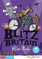 Blitz Britain - Ebook by Mark Beech