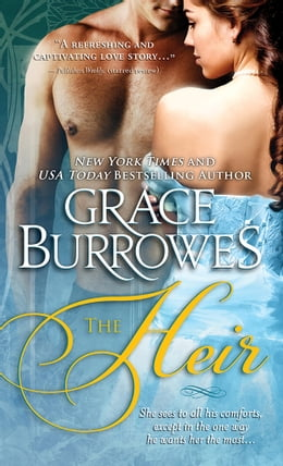 Book The Heir by Grace Burrowes
