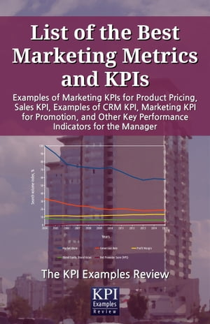 List of the Best Marketing Metrics and KPIs: Examples of Marketing KPIs for Product Pricing, Sales KPI, Examples of CRM KPI, Marketing KPI for Promotion, and Other Key Performance Indicators for the Manager