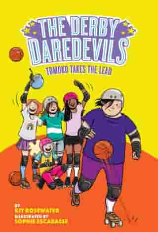 Tomoko Takes the Lead (The Derby Daredevils Book #3)