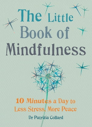 The Little Book of Mindfulness 10 minutes a day to less stress,  more peace