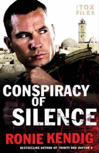 Conspiracy of Silence (The Tox Files Book #1) by Ronie Kendig