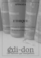 Ethique by Spinoza