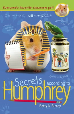 Book Secrets According to Humphrey by Betty G. Birney